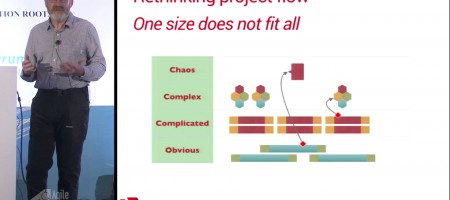 Embrace Complexity, Scale Agility