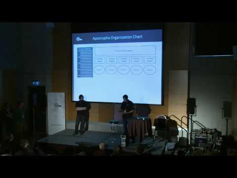 EVE Online Fanfest 2009 – Scrum & Agile