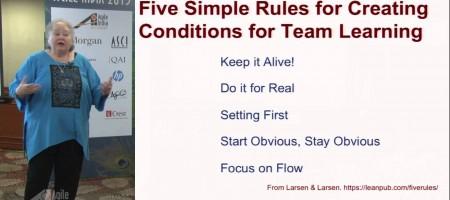Improve & Extend Agile Retrospective Outcomes