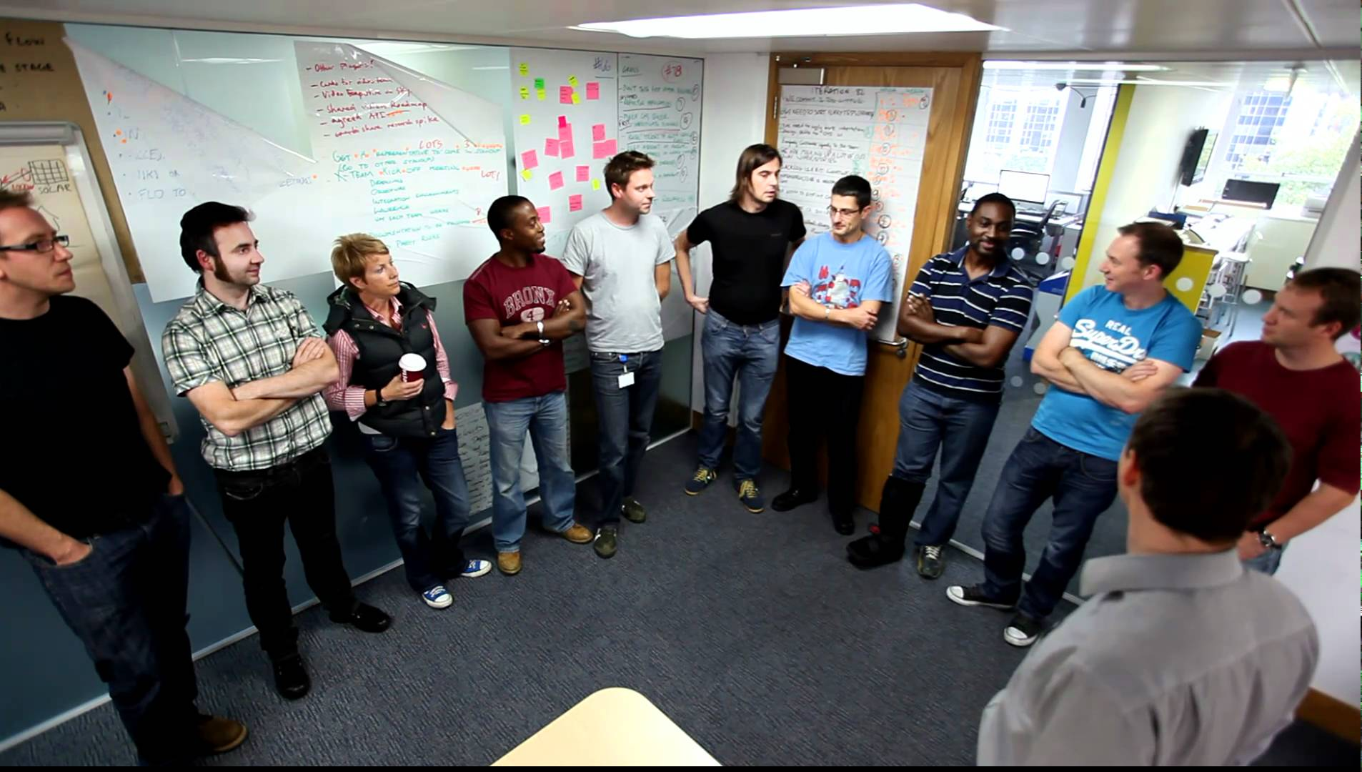 Scrum Stand-up Worst Practices