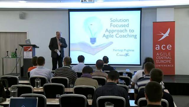Solution Focused Agile Coaching
