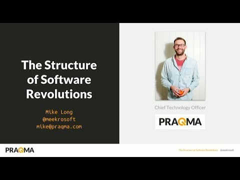 The Structure of Software Development Revolutions
