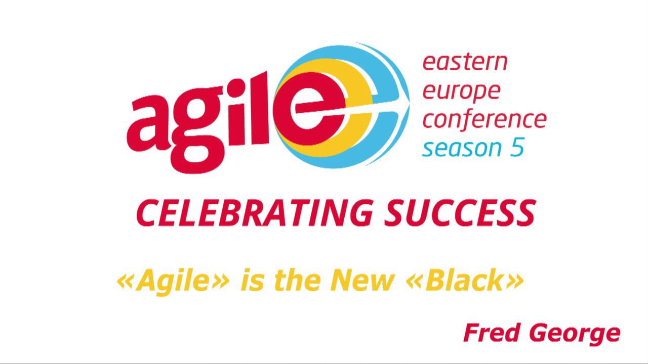"""Agile"" is the New ""Black"""