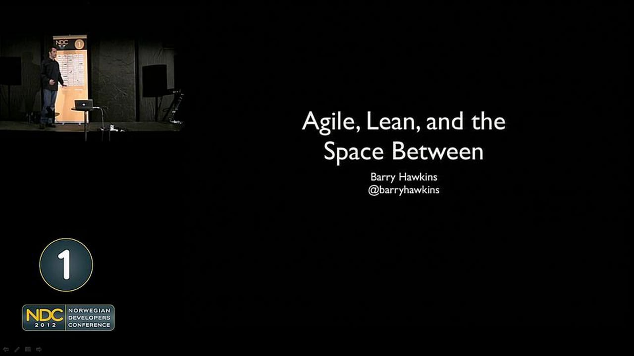 Agile, Lean and the Space Between