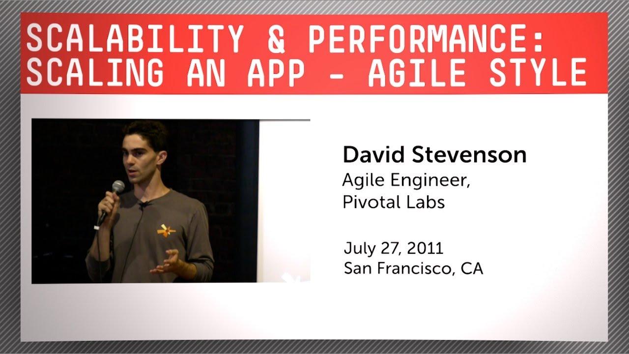 Agile Style Scalability