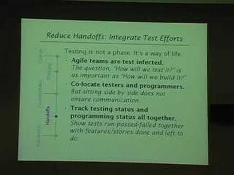 Agile Testing by Elisabeth Hendrickson