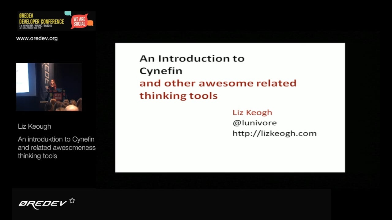 An Introduction to Cynefin
