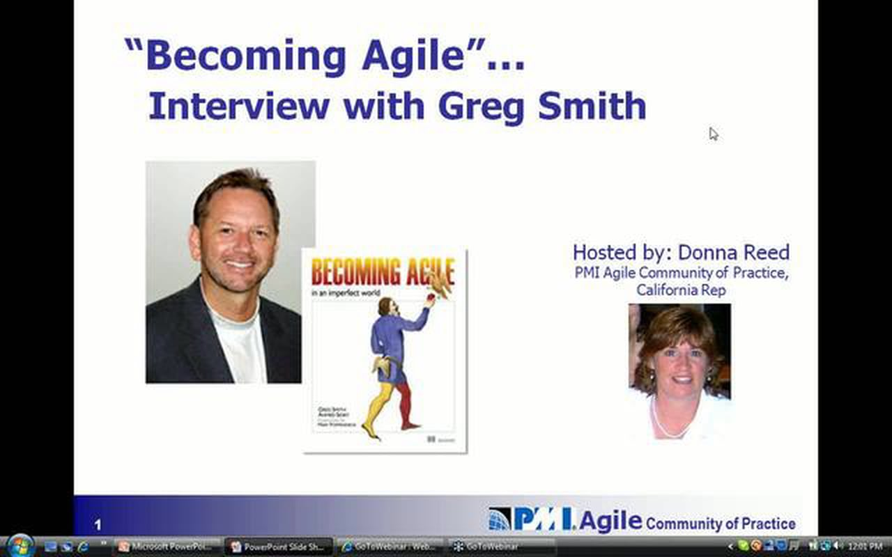 Becoming Agile for Project Managers