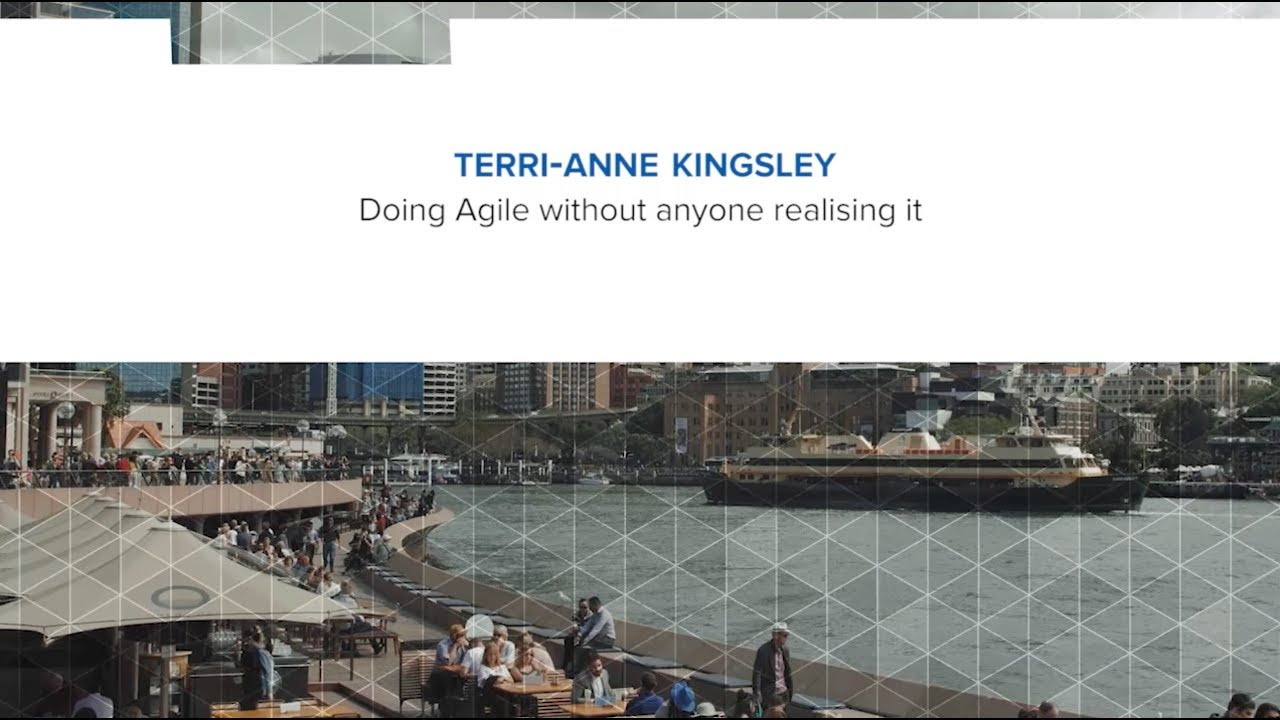 Doing Agile Without Anyone Realizing It
