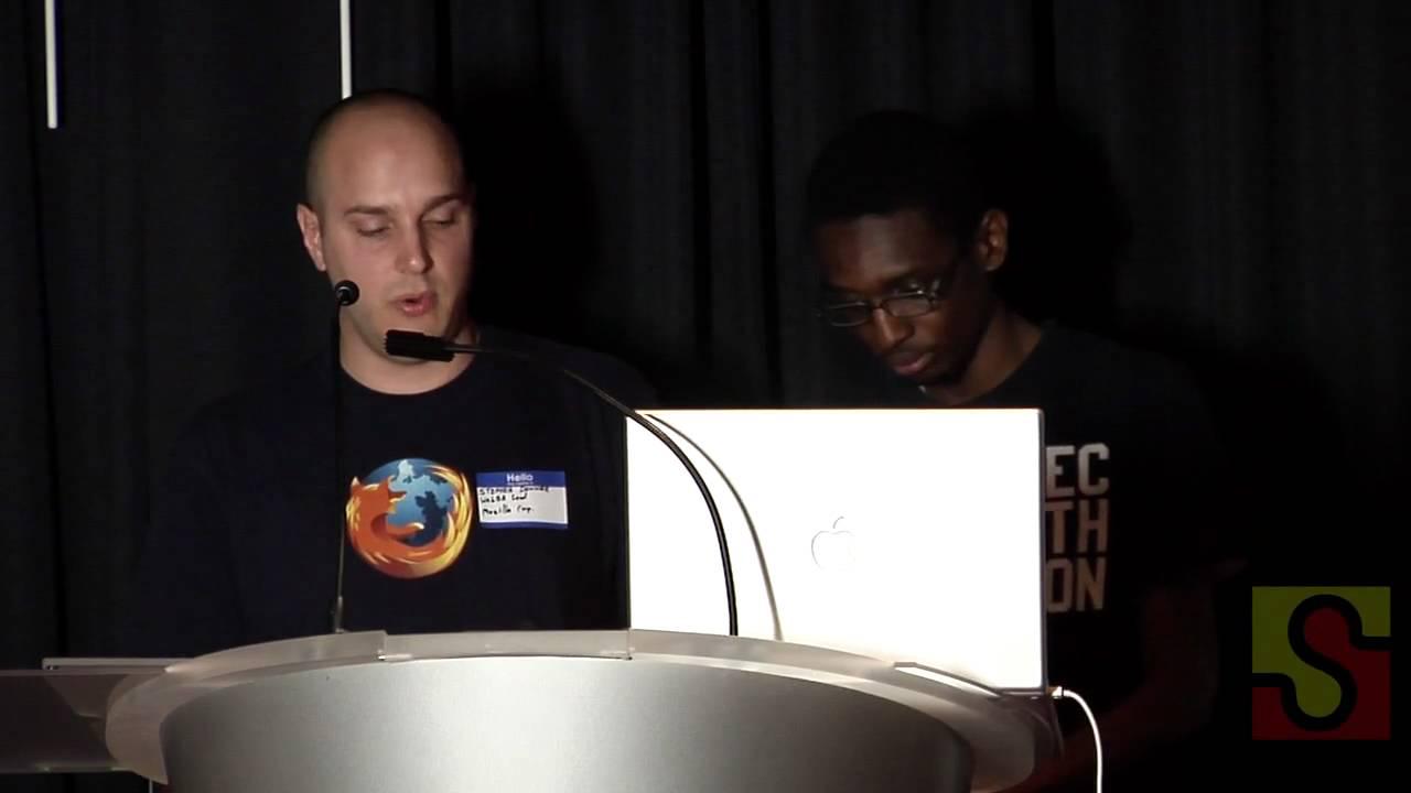 How Mozilla uses Selenium