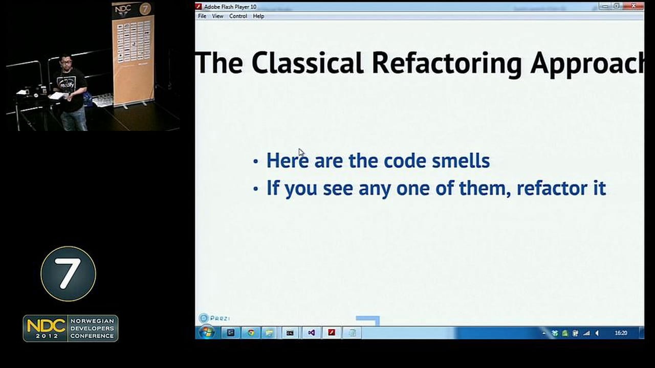 Learning .NET Refactoring