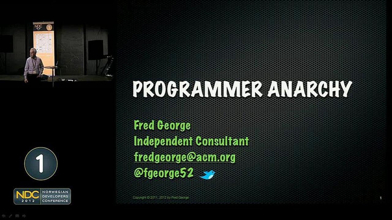 Programmer Anarchy
