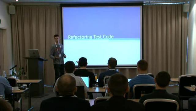 Refactoring Test Code