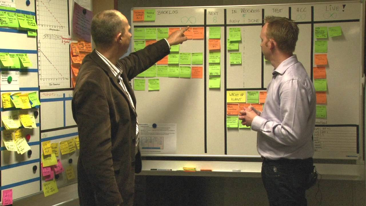 Scrum and KanBan Combined
